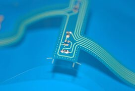 Flexible conductive adhesives for FPCBs | © Panacol